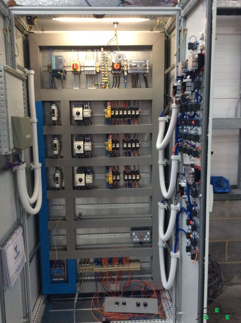 Electrical - PLC Control Panels - Gavin Electrical Engineering